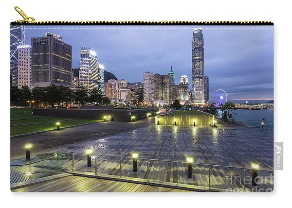 Hong Kong Twilight Carry-all Pouch