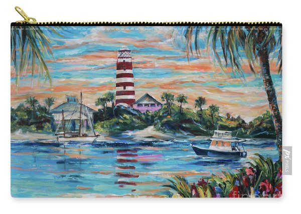 Hopetown Paradise Carry-all Pouch
