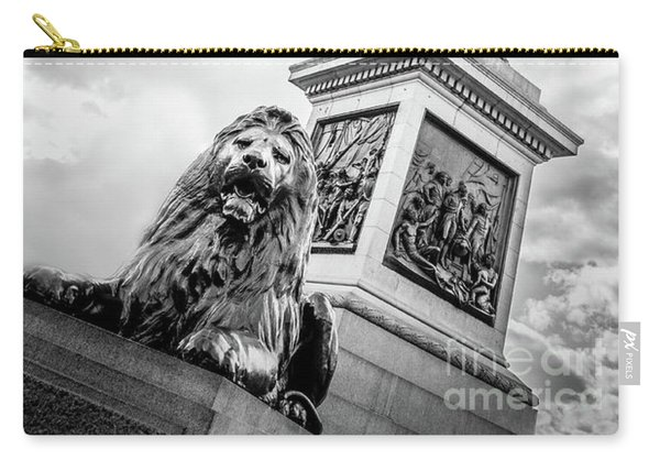 Horatio And The Lion Carry-all Pouch