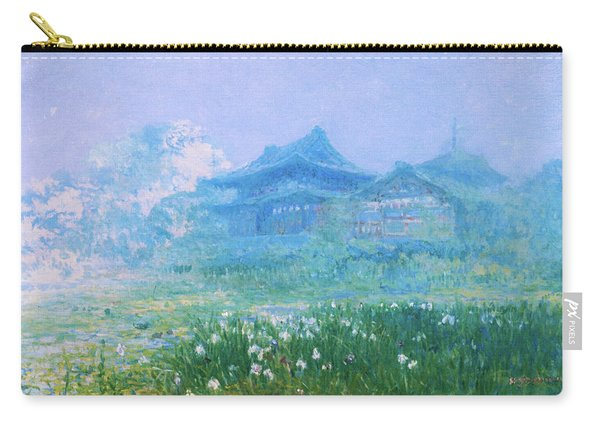 Horikiri Temple - Digital Remastered Edition Carry-all Pouch