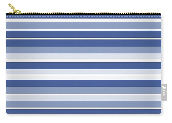 Horizontal Lines Background - Dde607 Carry-all Pouch