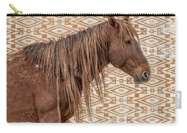 Horse Blanket Carry-all Pouch