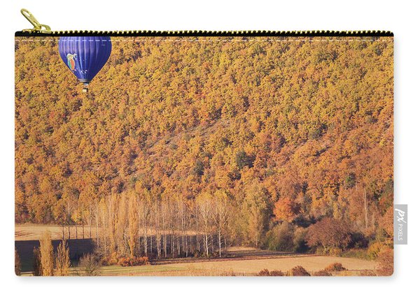 Hot Air Balloon, Beynac, France Carry-all Pouch