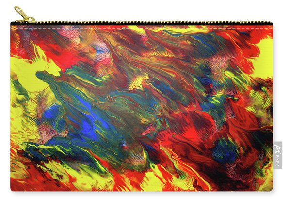 Hot Colors Coolling Carry-all Pouch
