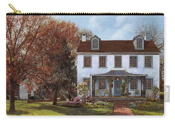 house Du Portail  Carry-all Pouch