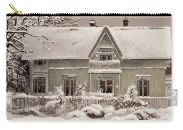 House Of The Undertaker Carry-all Pouch