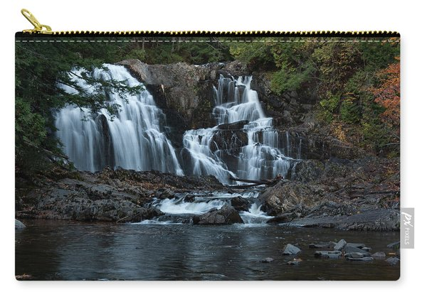 Houston Brook Falls Carry-all Pouch