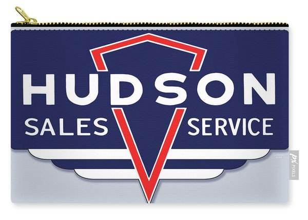 Hudson Motor Co. Carry-all Pouch