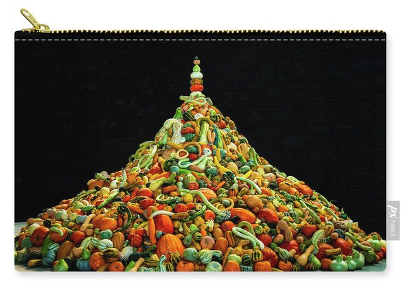 Huge Mountain Of Gourds Carry-all Pouch