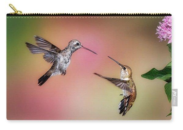 Hummingbird Battle Carry-all Pouch