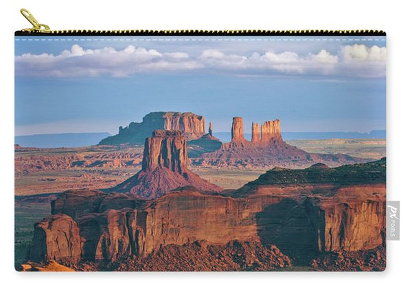 Hunts Mesa Sunrise Carry-all Pouch