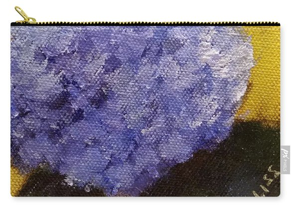 Hydrangea I Carry-all Pouch