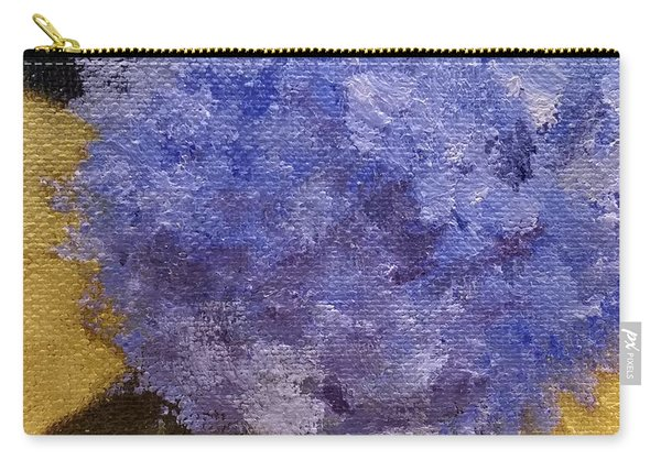 Hydrangea II Carry-all Pouch