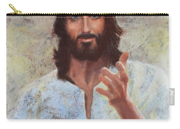I Am With You Always Carry-all Pouch