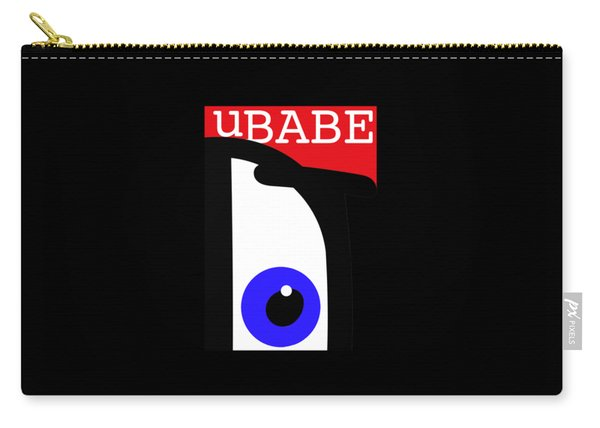 I See Ubabe Carry-all Pouch