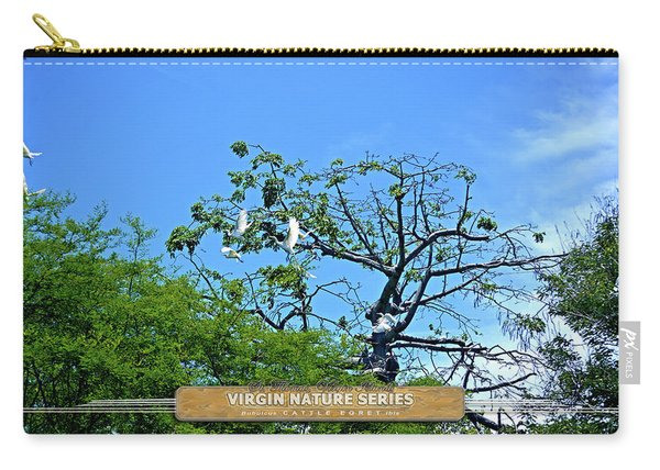 Ibis Risen - Virgin Nature Series Carry-all Pouch
