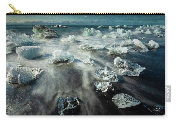 Iceberg Beach Carry-all Pouch