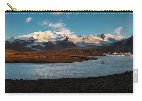 Iceland Panorama Carry-all Pouch