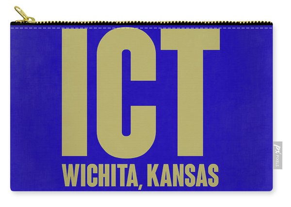 Ict Wichita Luggage Tag II Carry-all Pouch