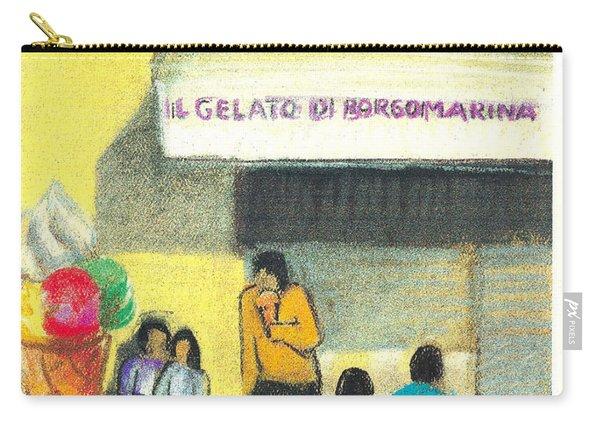 Il Gelato De Borgo Marina Carry-all Pouch