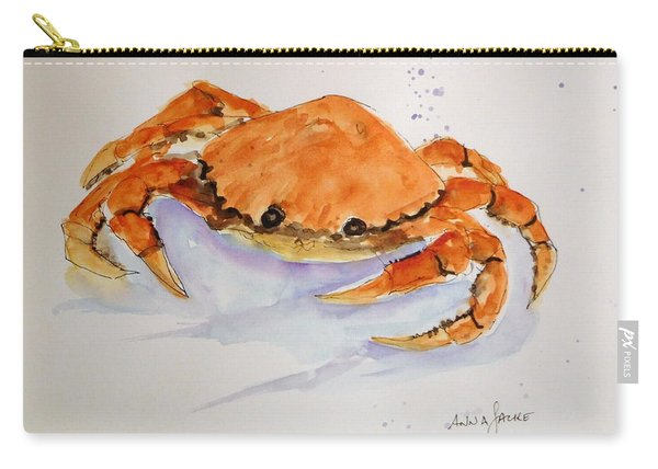 I'm Crabby Carry-all Pouch