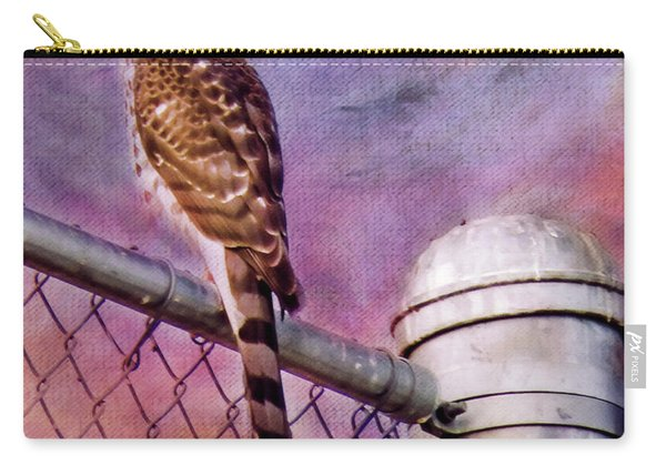 I'm Keeping My Eyes On You Carry-all Pouch