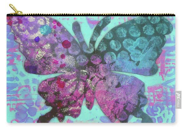 Imagine Butterfly 2 Carry-all Pouch