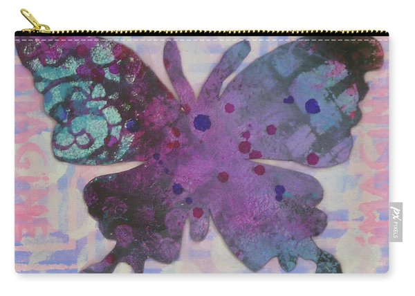 Imagine Butterfly Carry-all Pouch