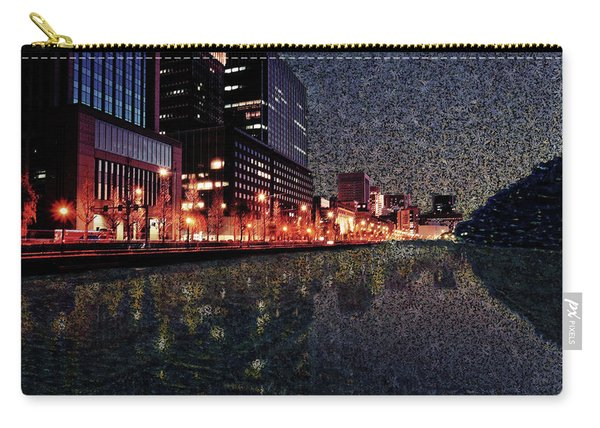Impression Of Tokyo Carry-all Pouch