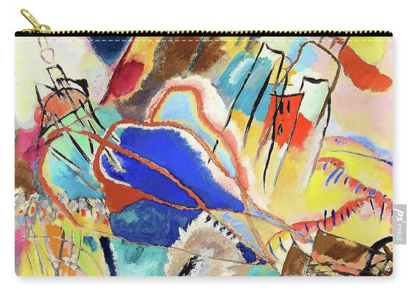Improvisation No. 30, Cannons - Digital Remastered Edition Carry-all Pouch