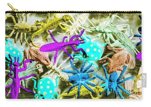 In Jungles Wild Carry-all Pouch