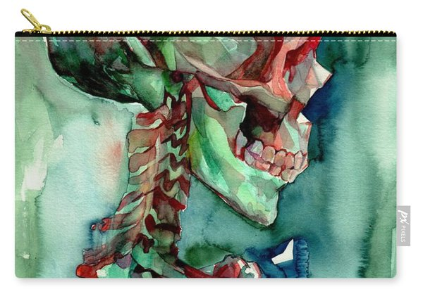 In Reverie Carry-all Pouch