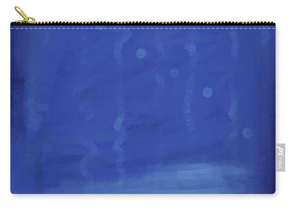 In The Blue Water Carry-all Pouch