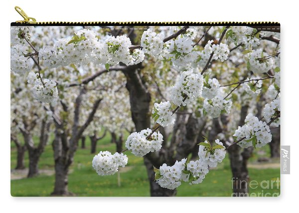 In The Cherry Orchard Carry-all Pouch