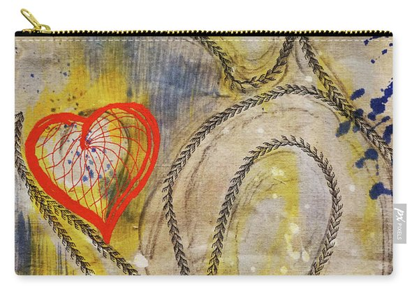 In The Golden Age Of Love And Lies Carry-all Pouch
