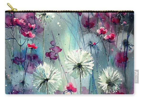 In The Night Garden - Pink Buds  Carry-all Pouch