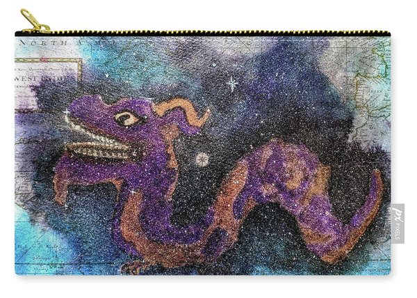 In The Night Sky  Carry-all Pouch