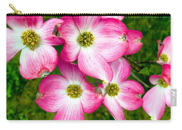 In The Pink Carry-all Pouch