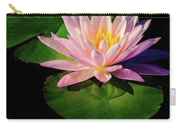 Carry-all Pouch featuring the photograph In The Spotlight by Jeff Sinon