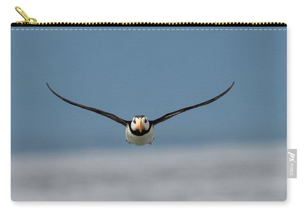 Incoming Puffin Carry-all Pouch