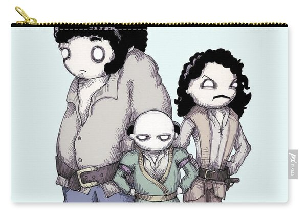 Inconceivable Carry-all Pouch