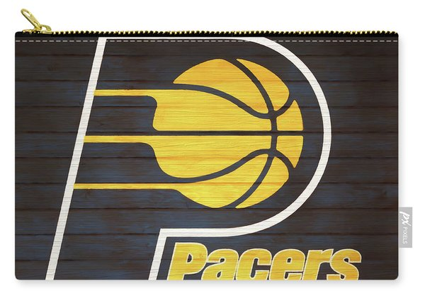 Indiana Pacers Barn Door Carry-all Pouch