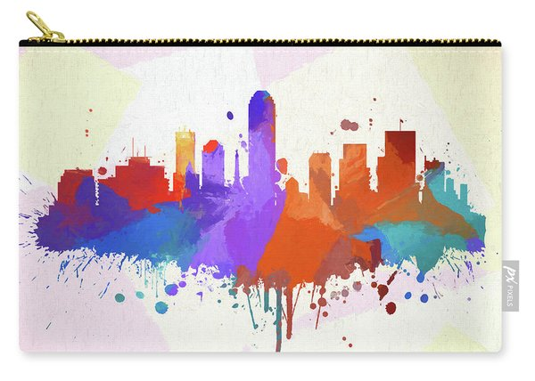 Indianapolis Color Blast Carry-all Pouch