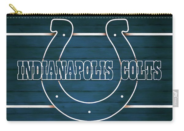 Indianapolis Colts Barn Door Carry-all Pouch