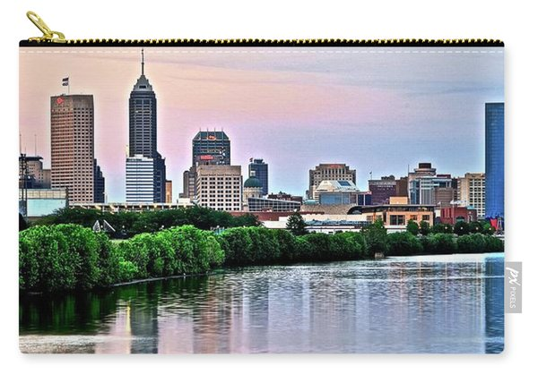 Indianapolis Panorama 2018 Carry-all Pouch