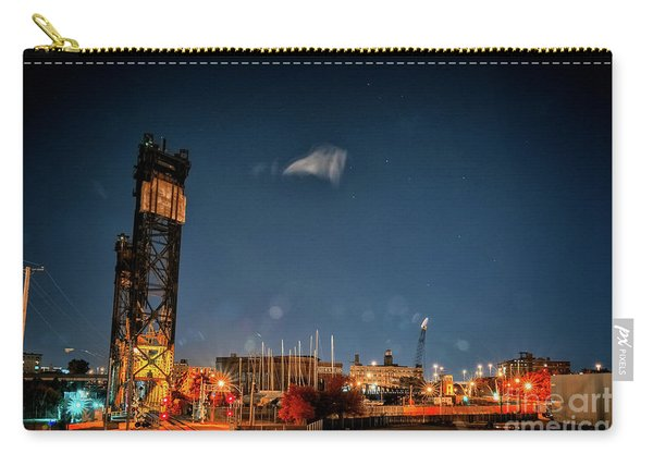 Industrial Chicago Carry-all Pouch