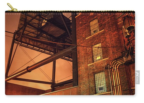 Industrial Sky Carry-all Pouch