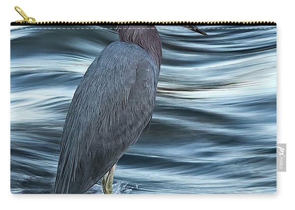 Inlet Heron Carry-all Pouch