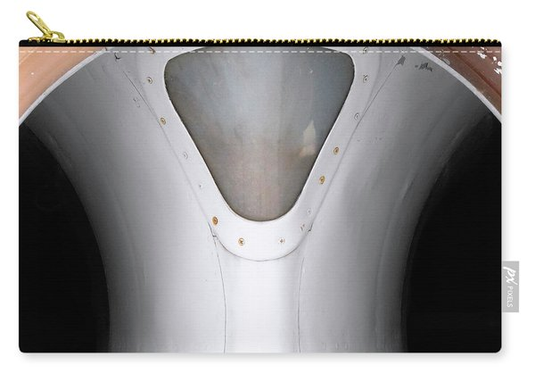 Carry-all Pouch featuring the photograph Inlet I by Whitney Goodey