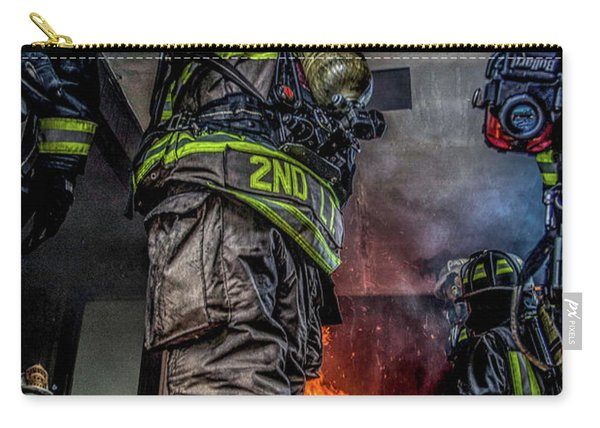 Interior Live Burn Carry-all Pouch